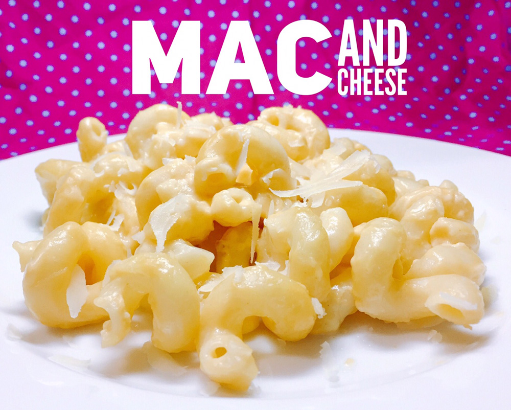 Mac and Cheese Receitas da Margot
