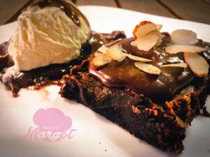 Receita Brownie com Amendoas