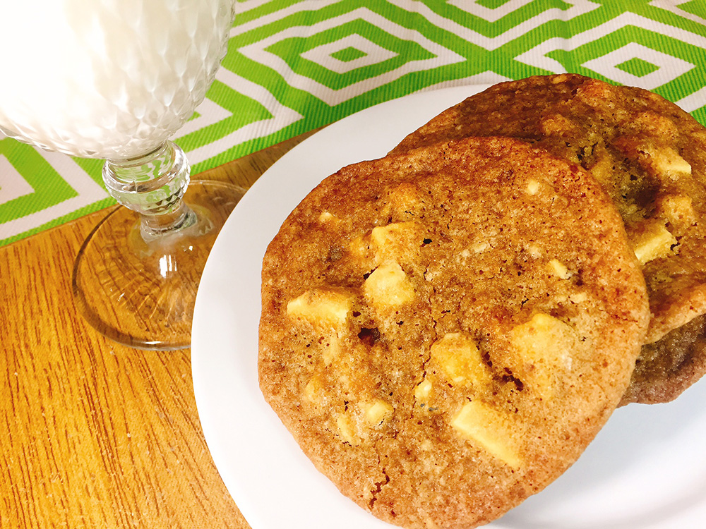 Receita Cookies de Chocolate da Margot