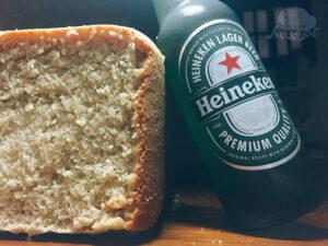 Receita Pão de Cerveja