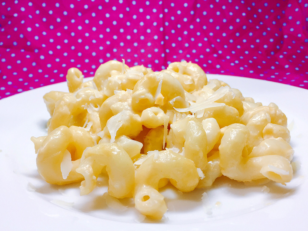 Receitas da Margot Mac and Cheese