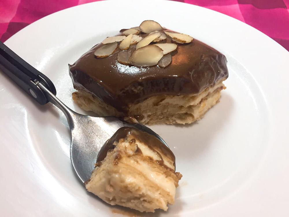 Pavê biscoito Maizena Receitas da Margot