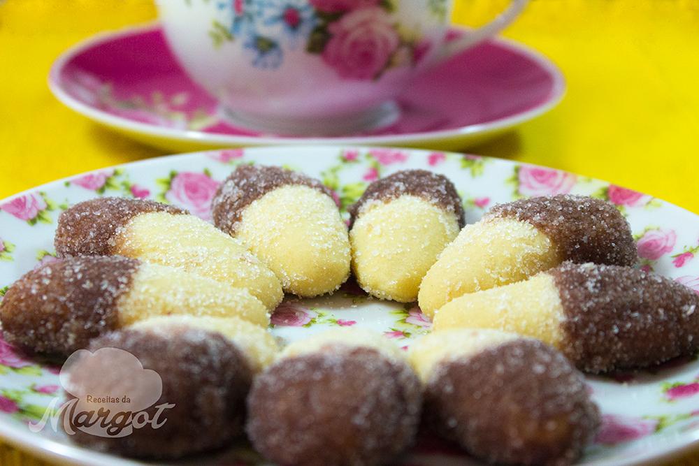 Receita Biscoitos Monteiro Lopes