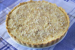 Torta de Cupuaçu - Receitas da Margot