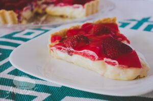 Torta de Morango - Receitas da Margot