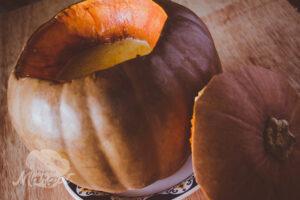 Camarão na Moranga Receita