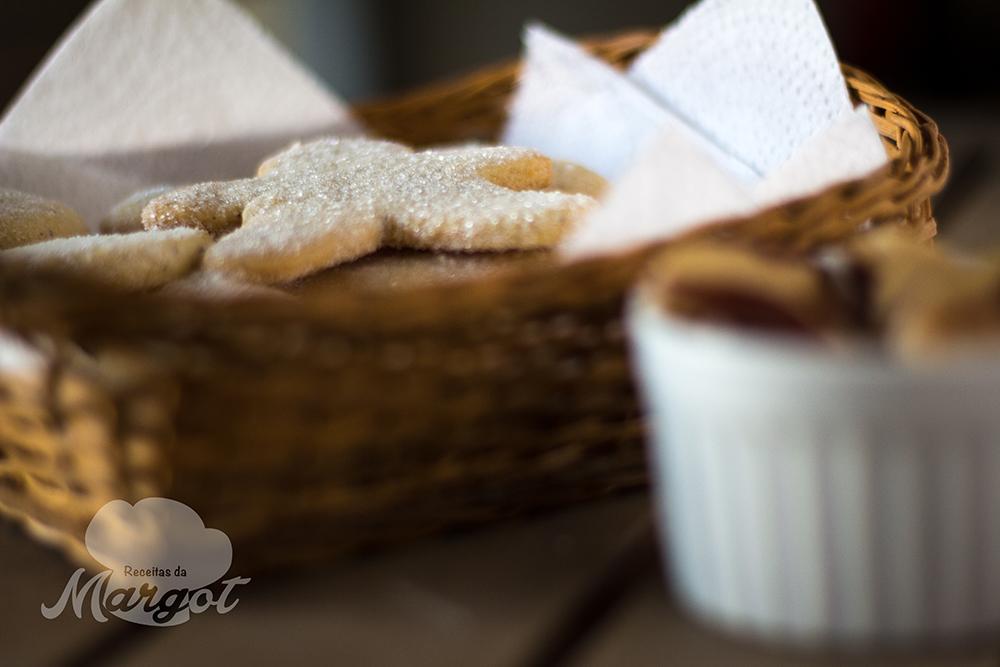 Receita Biscoito de Castanha-do-Pará